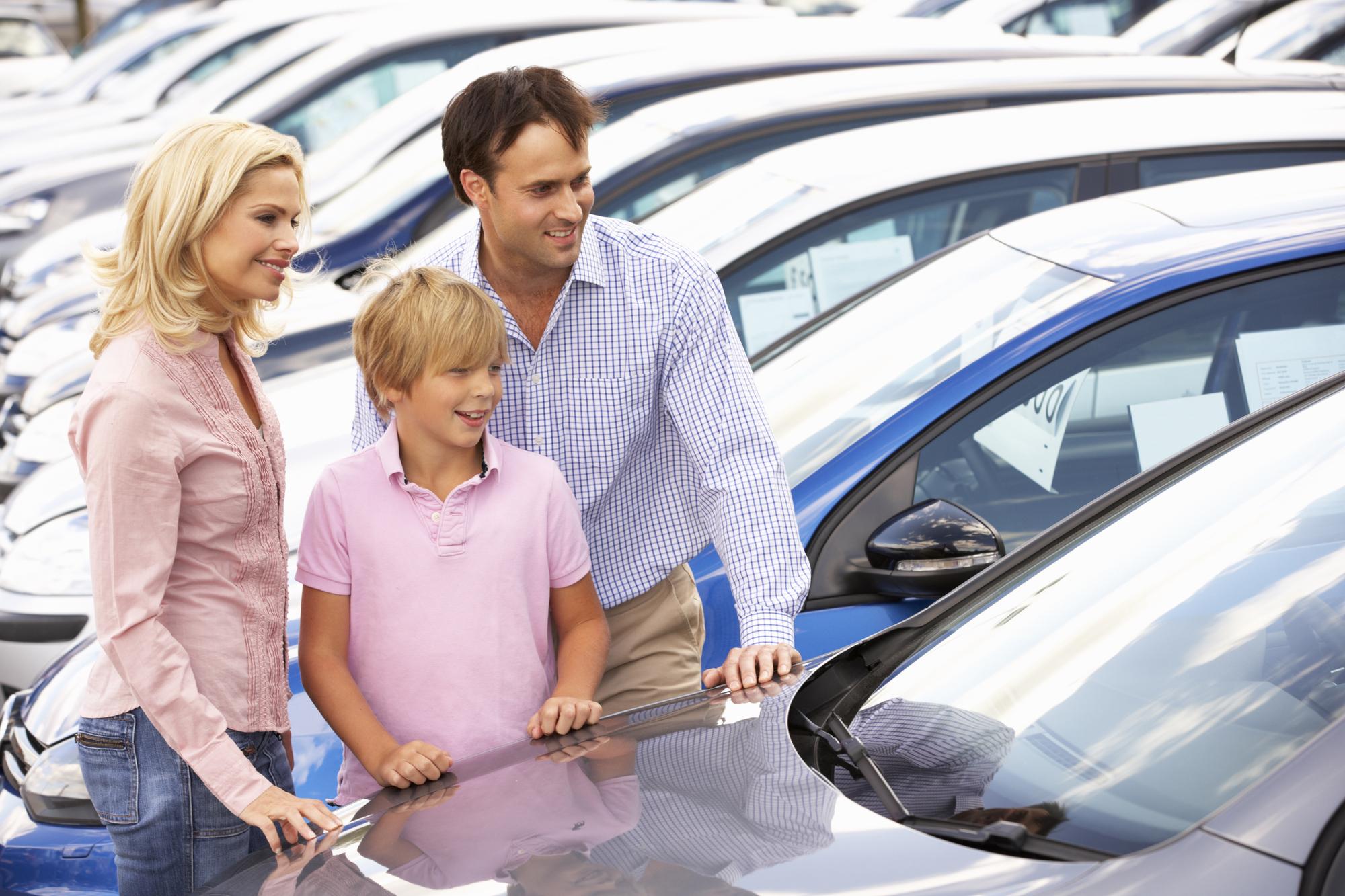 Bilkøbere