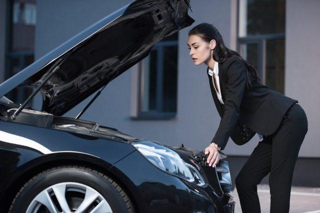 Problemer med bilen