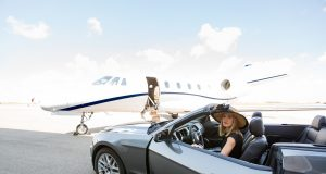 Bil og fly
